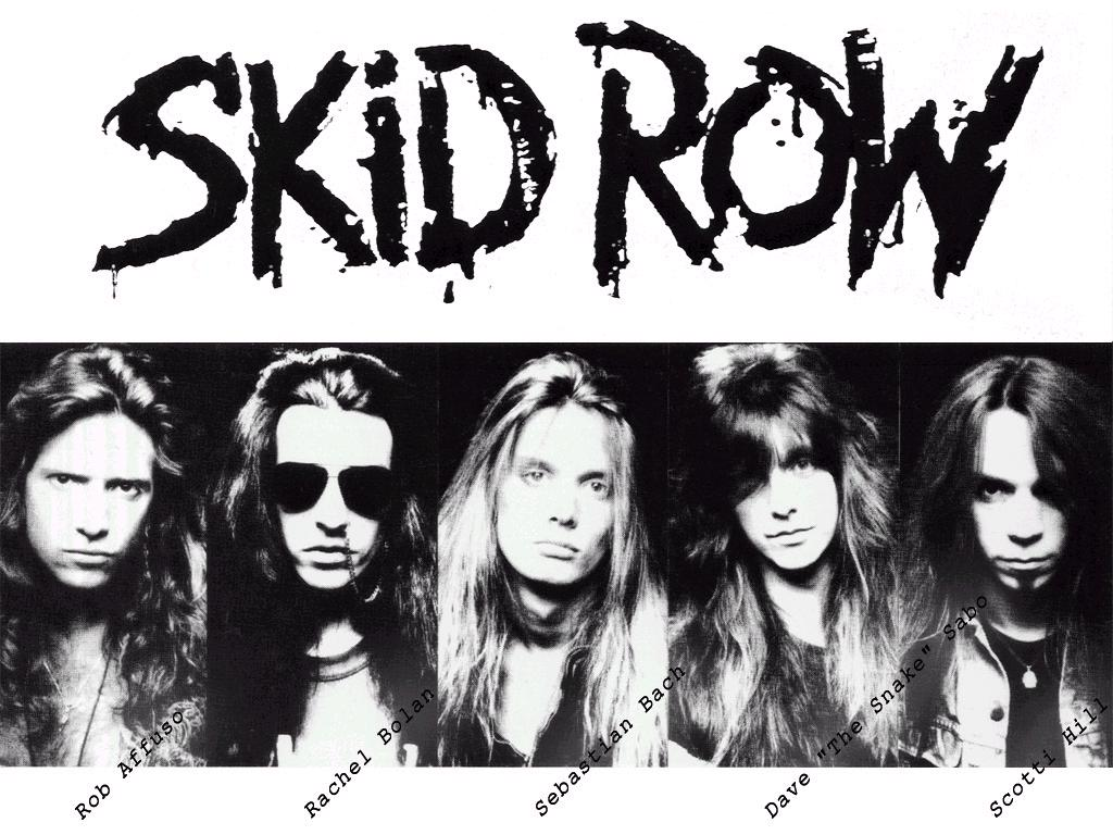 Album Of The Day: Skid Row – Skid Row (Self Titled) | Rust 'N ...